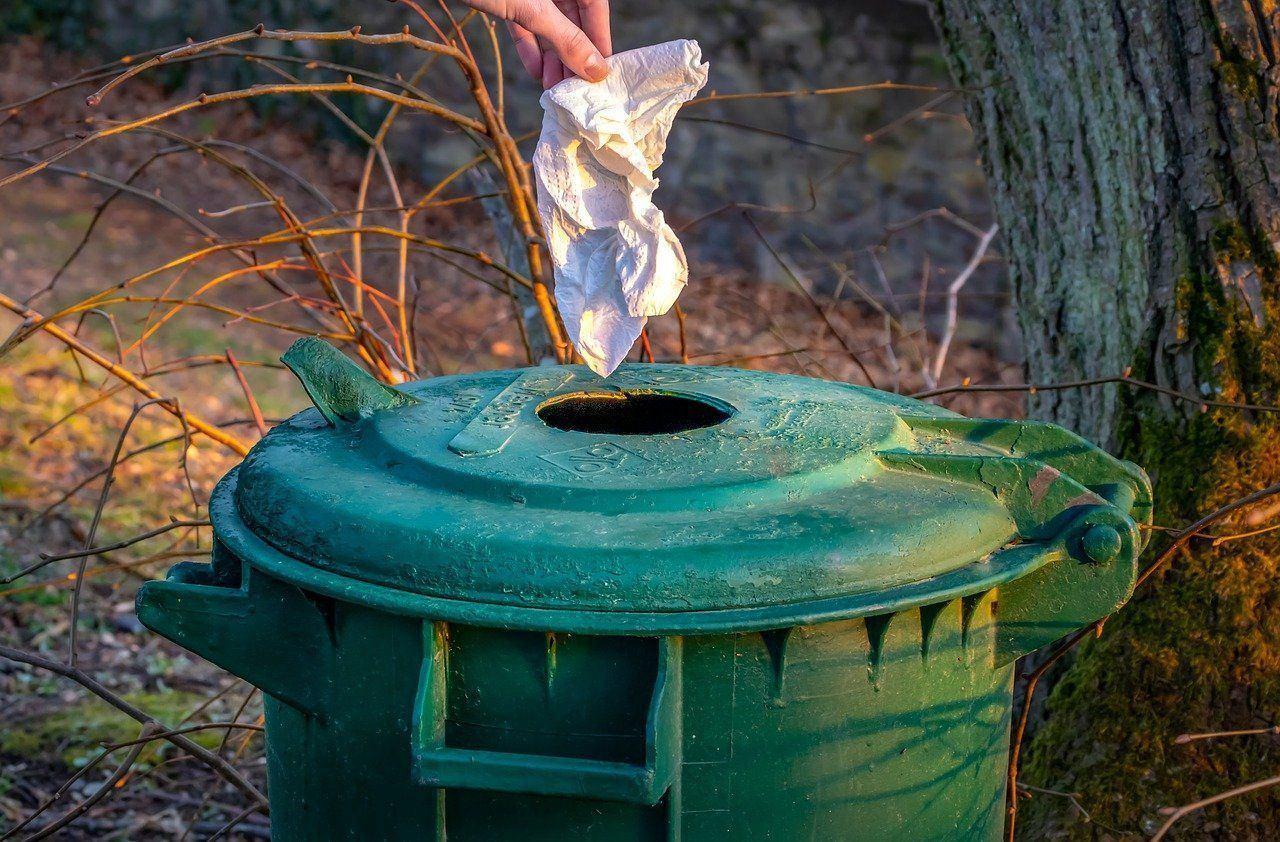 Müll entsorgen